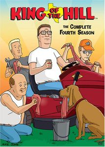 King of the Hill: The Complete Fourth Season