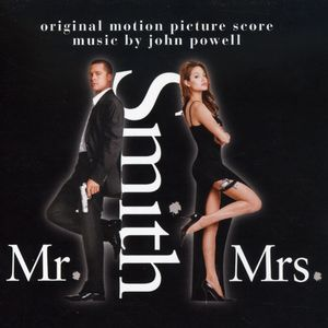 Mr & Mrs Smith (Score) (Original Soundtrack)