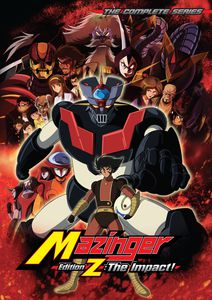 Mazinger Edition Z: The Impact