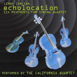 Echolocation: Six Movements for String Quartet