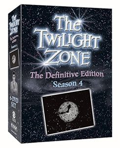 The Twilight Zone: Complete Fourth Season (Definitive Edition)