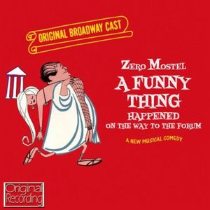 Funny Thing Happened on Way to Forum (Original Broadway Cast) [Import]