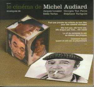 Le Cinema de Michel Audiard (Original Soundtrack) [Import]