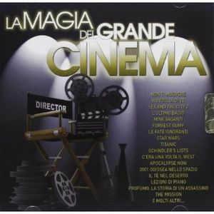 La Magia Del Grande Cinema [Import]