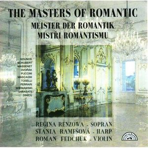 Masters of Romantic Music: Music for Soprano