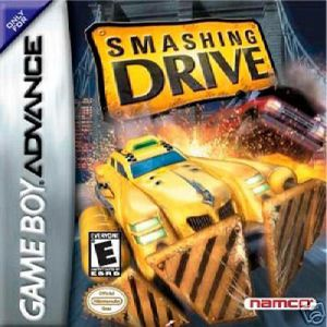 Smashing Drive for Gameboy Advanced