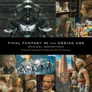 Zodiac Age: Fantasy XII (Original Soundtrack) [Import]