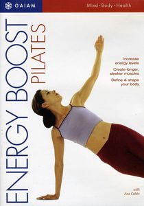 Energy Boost Pilates