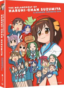 The Melancholy Of Haruhi-Chan Suzumiya And Nyoron! Churuya-San: Comp