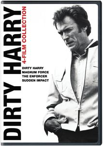 Dirty Harry: 4-Film Collection