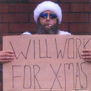 Will Work for X-Mas