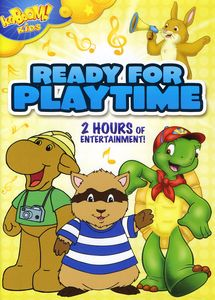 Kaboom Kids: Ready for Playtime