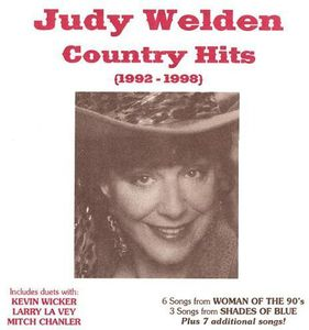 Judy Welden-Country Hits 1992-98