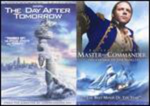 The Day After Tomorrow [2004]/ Master and Commander: The Far Side Of The World [Sensormatic] [SBS] [2 Discs]