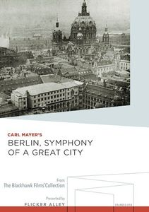 Berlin, Symphony of a Great City
