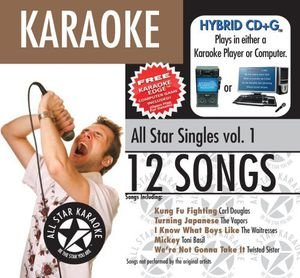 All Star Singles, Vol. 1