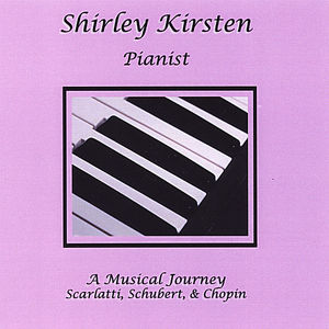 Musical Journey: Scarlatti Schubert & Chopin