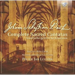 Complete Sacred Cantatas