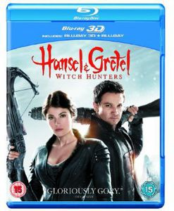 Hansel & Gretel: Witch Hunters (2D+3D)