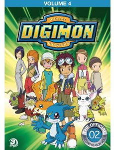 Digimon Adventure: 4