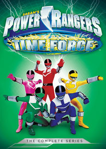 Power Rangers: Time Force - The Complete Series