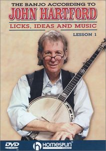 The Banjo According To John Hartford, Vol. 1