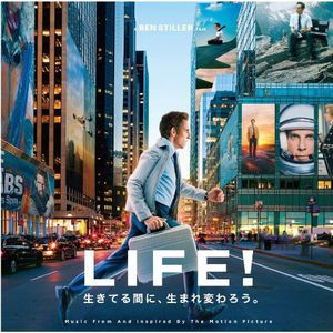 Secret Life of Walter Mitty (Original Soundtrack) [Import]