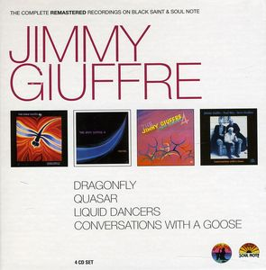 Jimmy Giuffre - The Complete Remastered Recordings