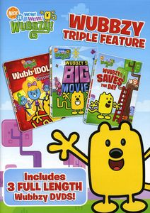Wow Wow Wubbzy: Triple Feature