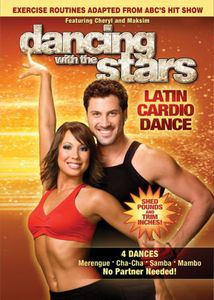 Dancing With The Stars: Latin Cardio Dance [Full Frame]