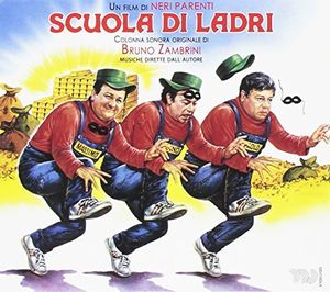 Scuola Di Ladri (Original Soundtrack) [Import]