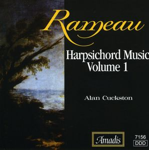 Harpsichord Music Vol. 1