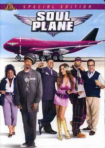 Soul Plane [Rated] [Widescreen] [Black History Faceplate]