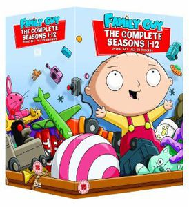 Family Guy: Season 1-12