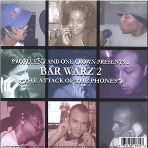 Bar Warz-Attack of the Phones 2 /  Various