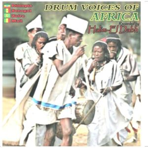Drum Voices of Africa /  Various