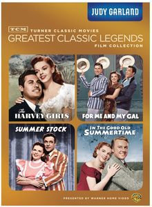 TCM Greatest Classic Legends Film Collection: Judy Garland