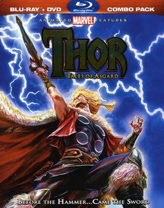 Thor: Tales Of Asgard [Widescreen] [Blu-ray/ DVD Combo]