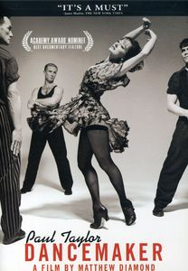 Paul Taylor: Dancemaker [Documentary]