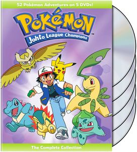 Pokemon: Johto League Champions - Comp Collection