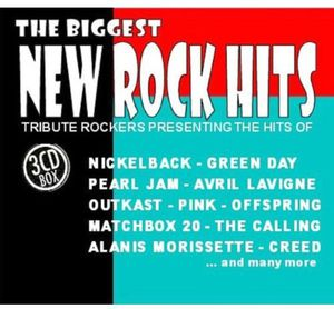 Biggest New Rock Hits