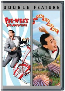 Big Top Pee Wee /  Pee Wee's Big Adventure