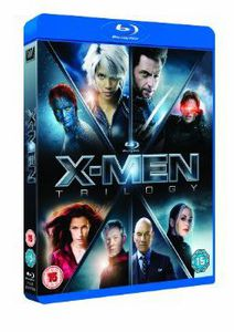 X-Men Trilogy (Resleeve)