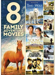 8 Family Adventure Movies