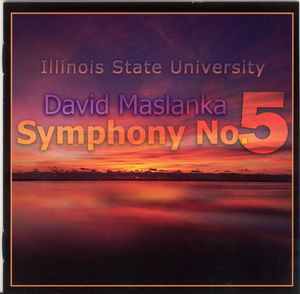 Symphony 5 & Other Music for Symphonic Winds