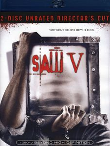 Saw V [Widescreen] [Unrated] [Director's Cut] [2 Discs] [Digital Copy]