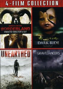 Borderland/ Dark Ride/ Unearthed/ Gravedancers [WS] [4 Film Collection]