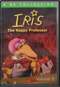 Iris: The Happy Professor 3