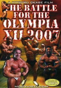 Battle For The Olympia XII: 2007 Bodybuilding Spetacular [Color][3 Discs]