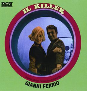 Il Killer (Original Soundtrack) [Import]